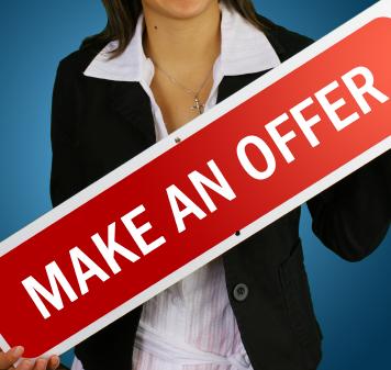 offer sell buy