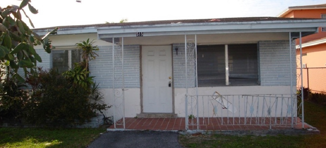 Before-515 NW 7 Ct, Hallandale FL